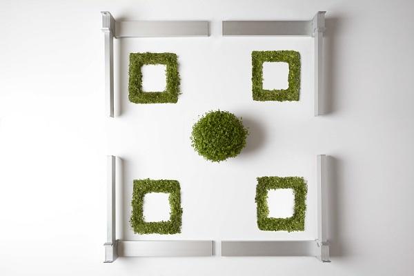 YUU systeem van Toton & Co studiodass tuin creatie