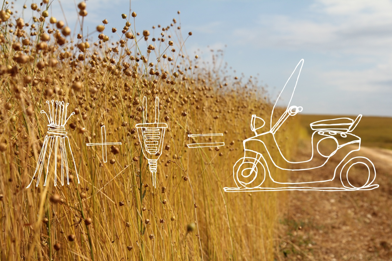 Be.e scooter van Waarmakers