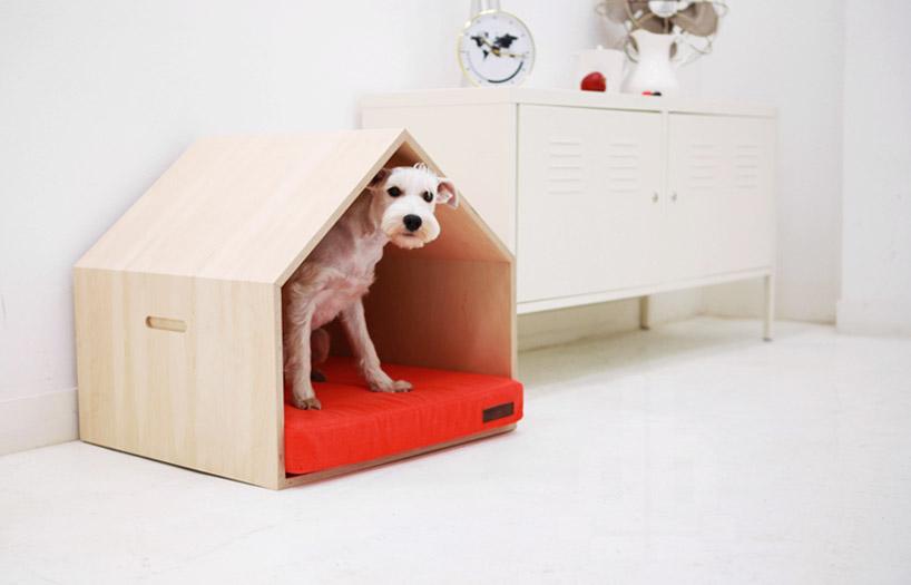 Hondenhuis van Mpup in Gimmii Magazine