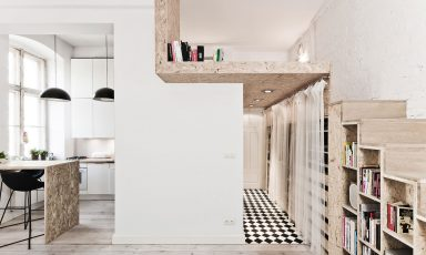 29 m2 appartement