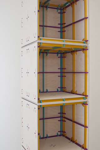 Kleurrijke kasten wrong colour van minale madea gimmii magazine - Treku meubels ...