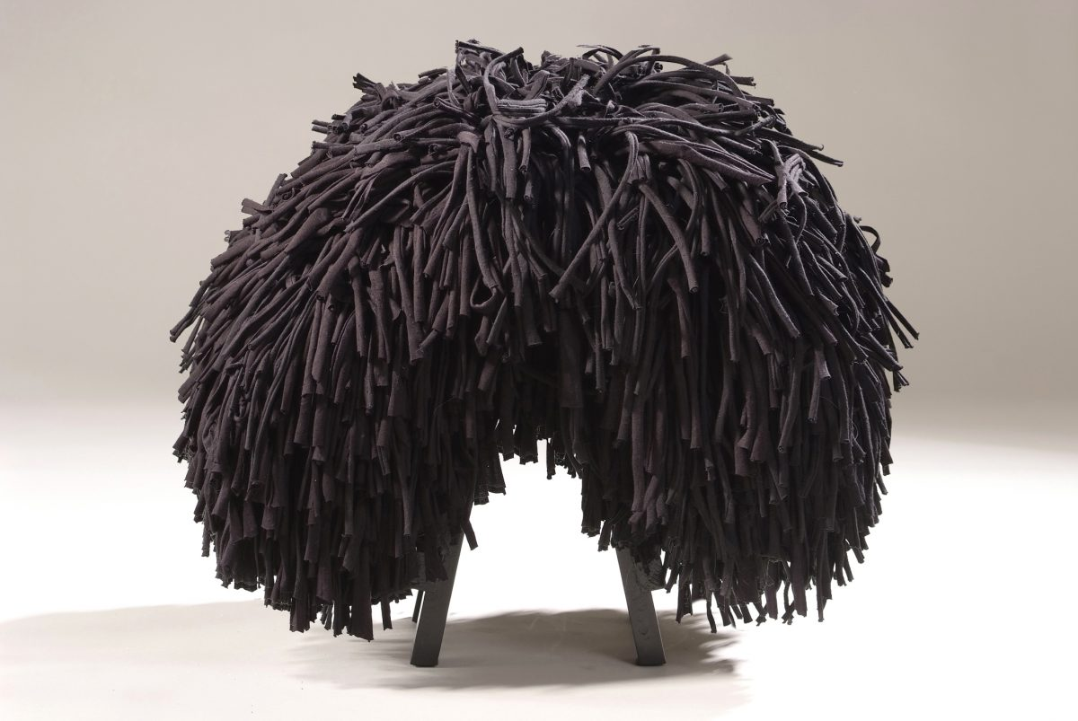 Funky Dread Stool black