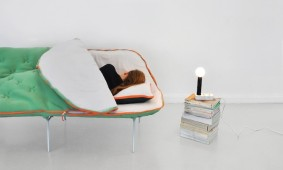 Camp daybed Stephanie Hornig