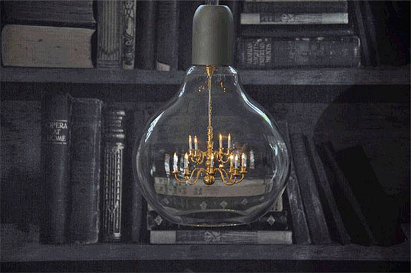 King Edison hanglamp kroonluchter peer