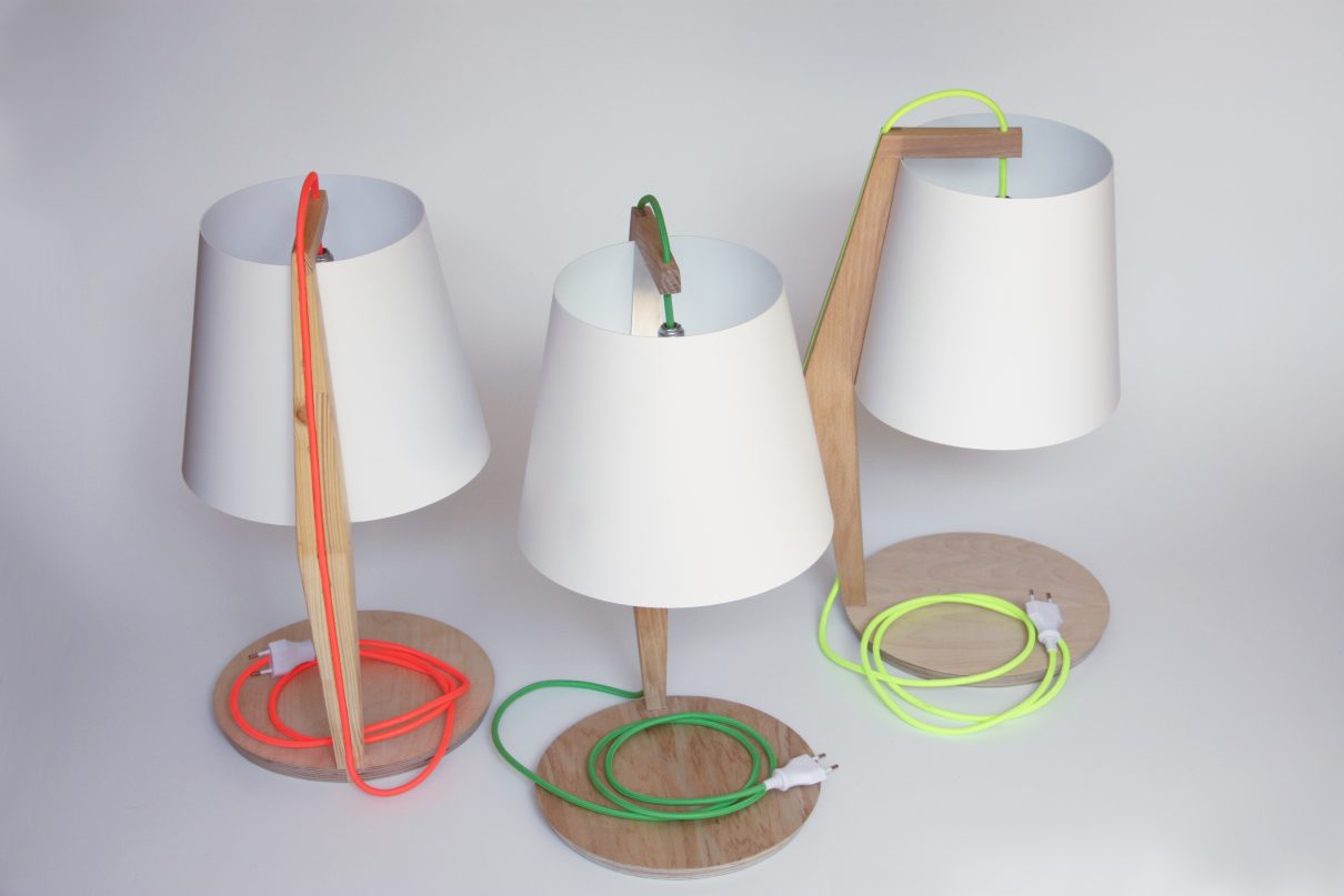 Lampa lamp van Kuiken Design