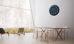 Bamboe klok MOCAP JP Meulendijks PLANKTON