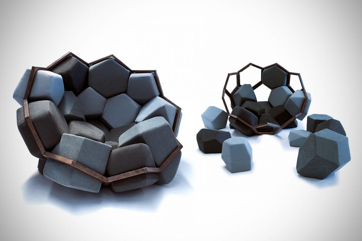 Comfortabel gesteente
