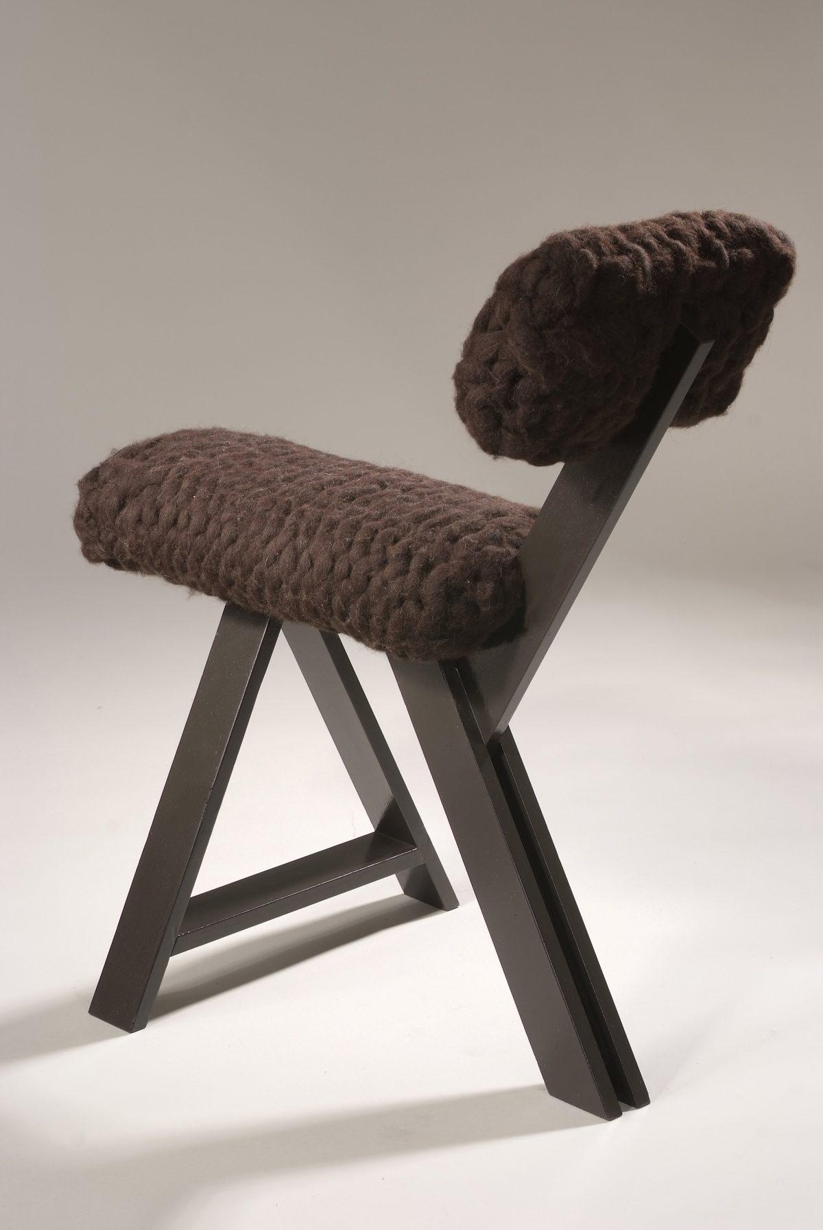 Sheep Chair Brown – Jolanda van Goor