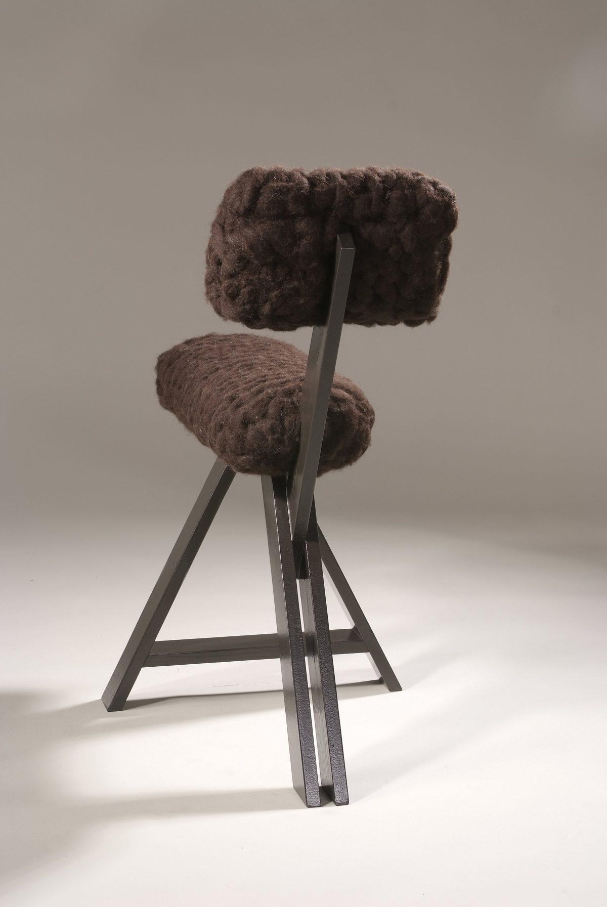 Sheep Chair bruin – Jolanda van Goor