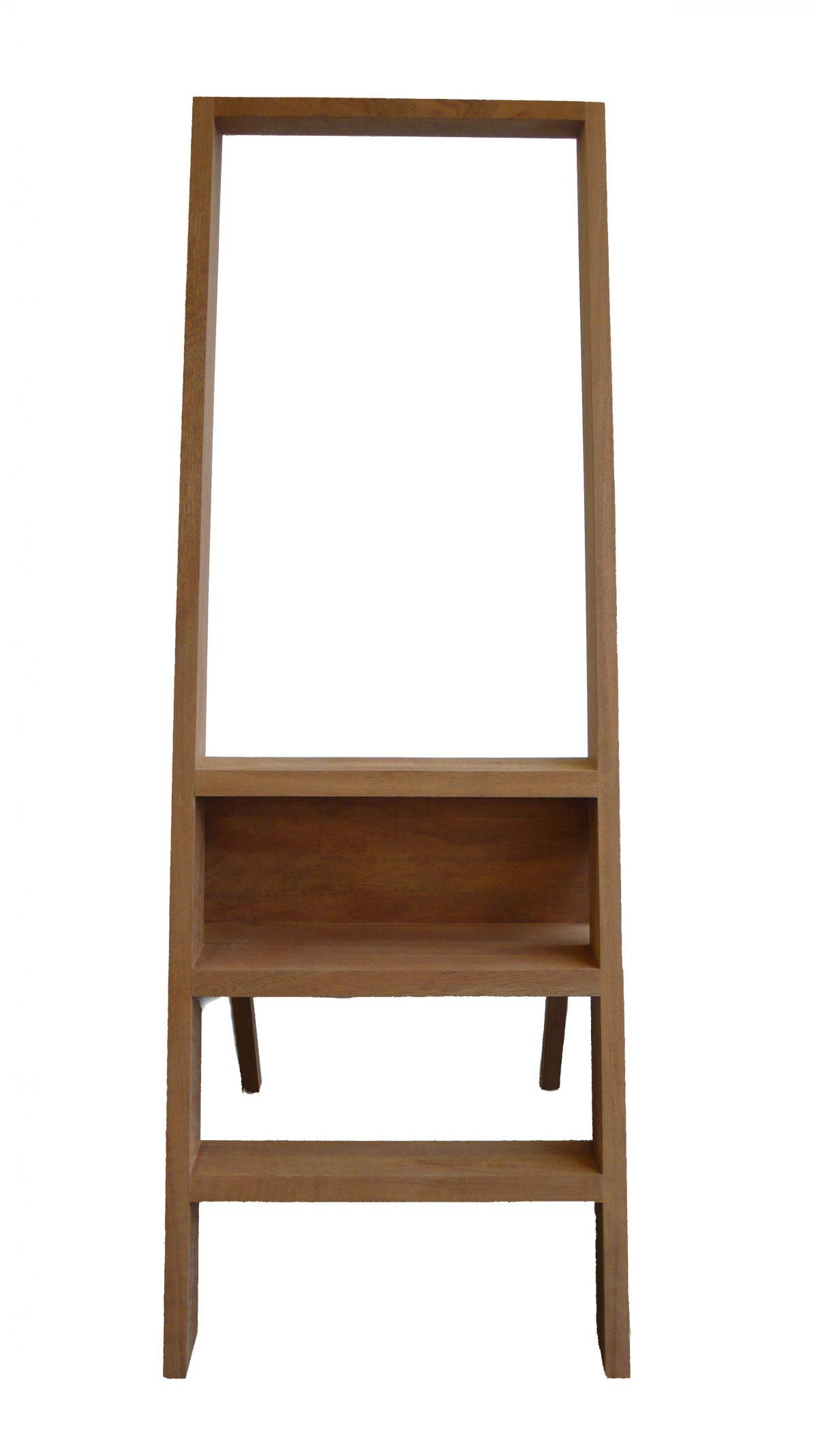 Stepladder chair achterkant – Jolanda van Goor