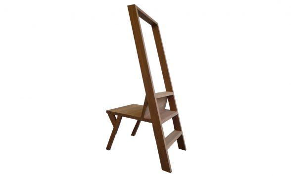 Stepladder chair