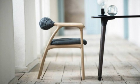 Stoel Hapctic chair Trine Kjaer