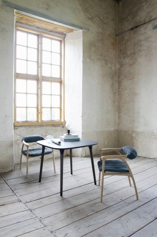 Stoelen Haptic chair Trine Kjaer