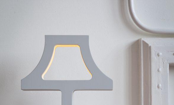 The Missing bulb tafellamp classic
