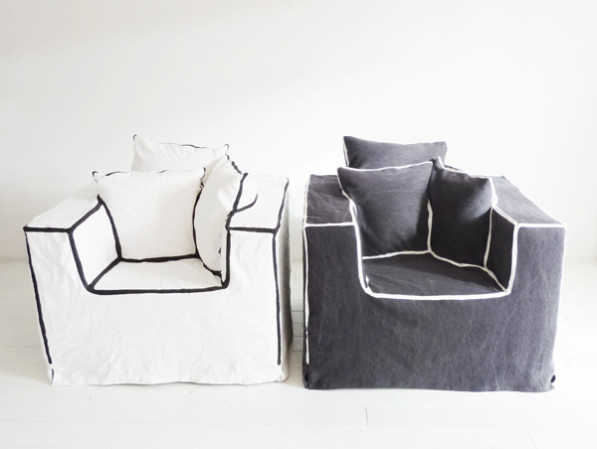 My Couch, My Canvas stoelen