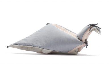 Vliegende Origamideken