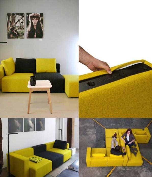 Moduplus design bank
