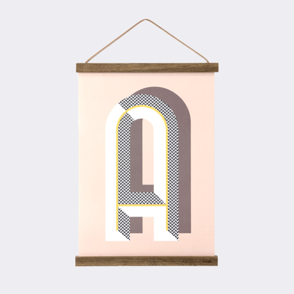 Beau Deco poster by Ferm Living