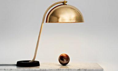 Organische Cloch Lamp