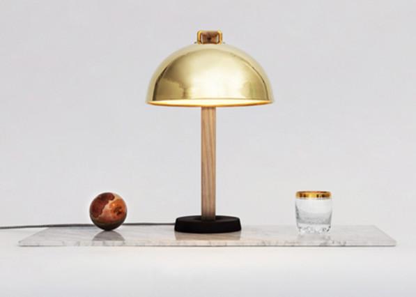 Cloche lamp van Lars Beller Fjetland