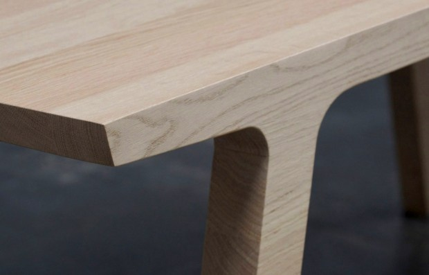 Design eettafel One - RKNL