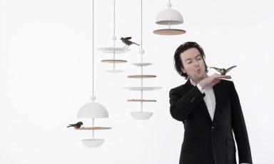 Feestmaal voor vogels