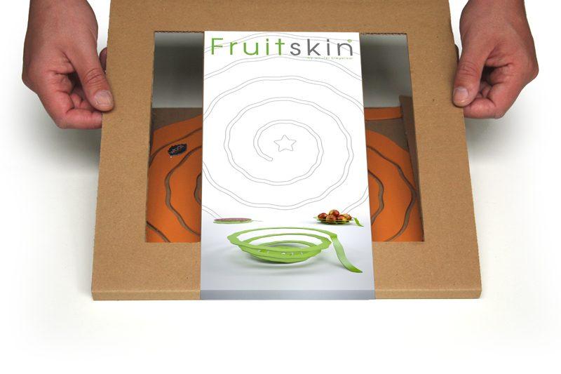 Fruitskin fruitschaal in doos – Wouter Biegelaar