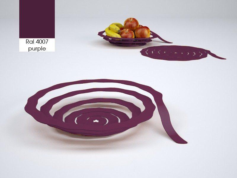 Fruitskin fruitschaal paars – Wouter Biegelaar