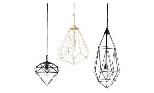 Diamond set hanglampen