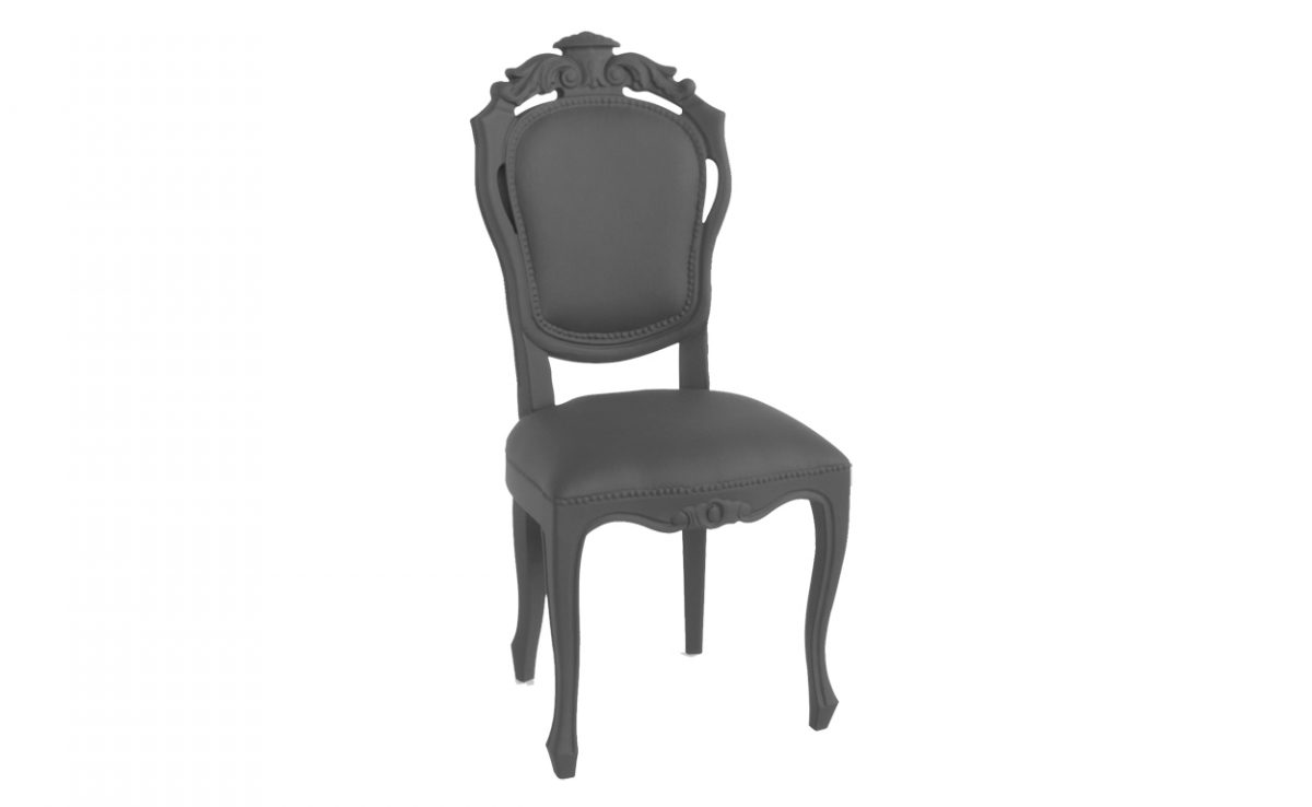 Plastic Fantastic dining chair