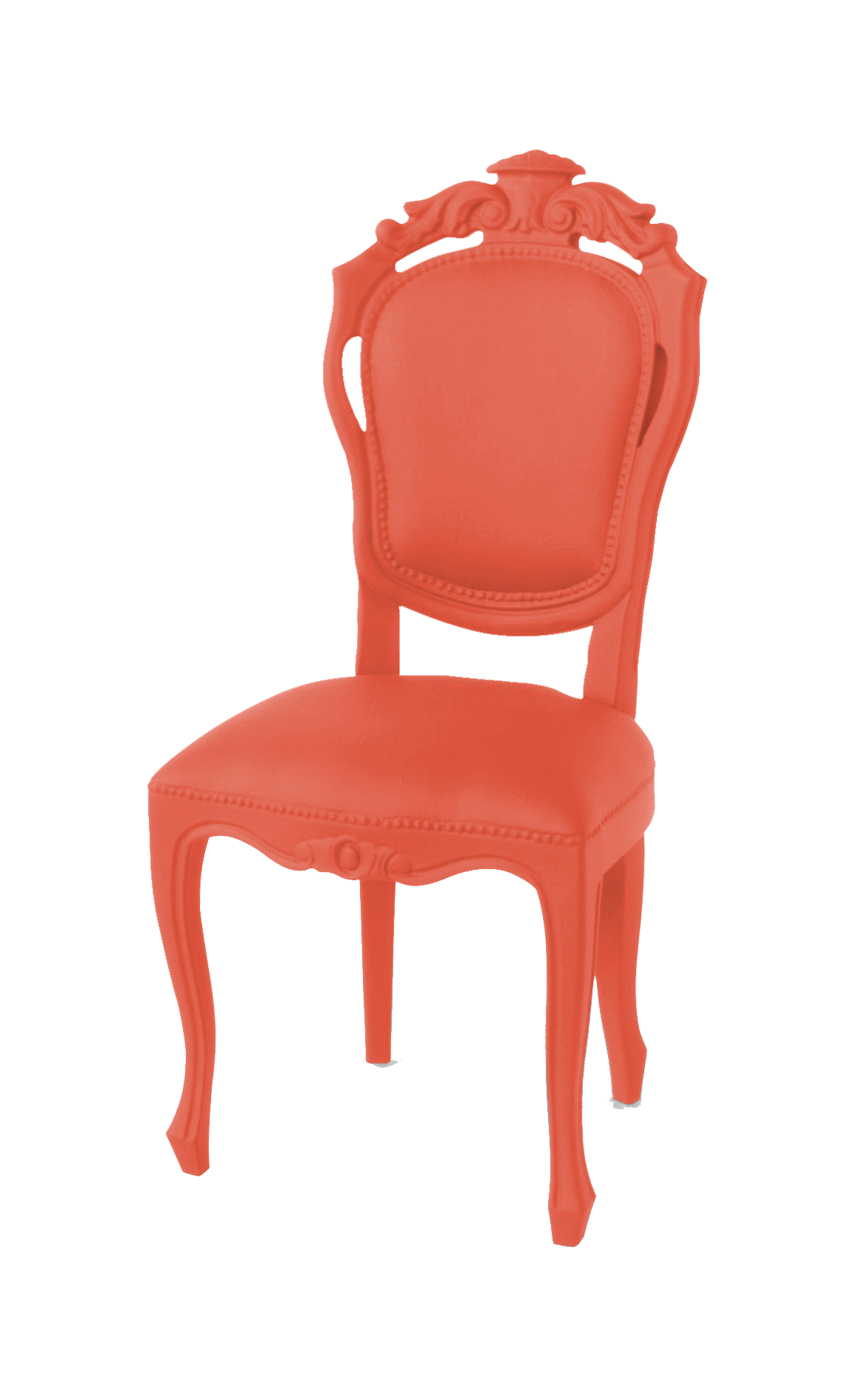 JSPR – Plastic Fantastic – Dining Chair – Red