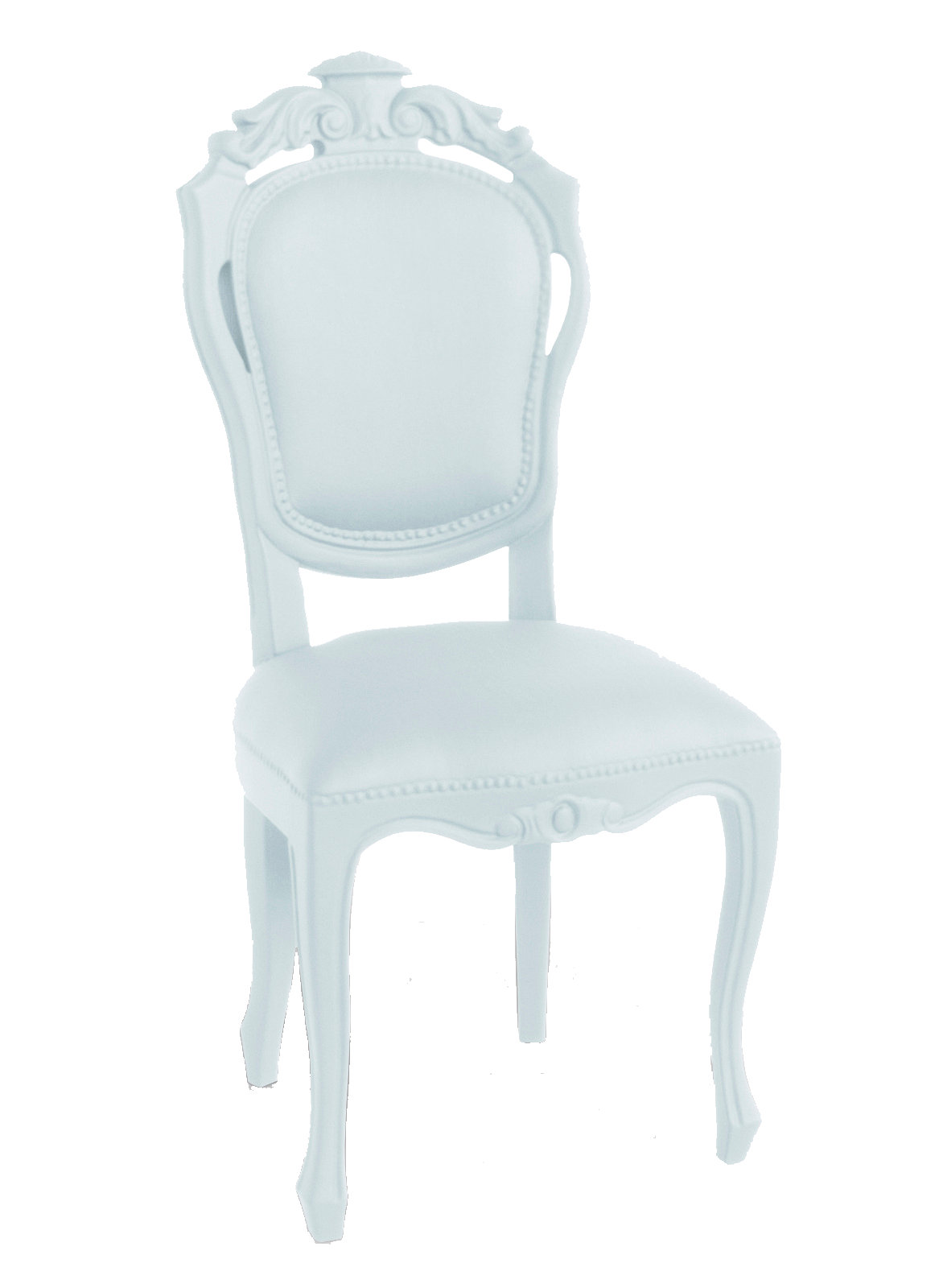 JSPR – Plastic Fantastic – Dining Chair – White