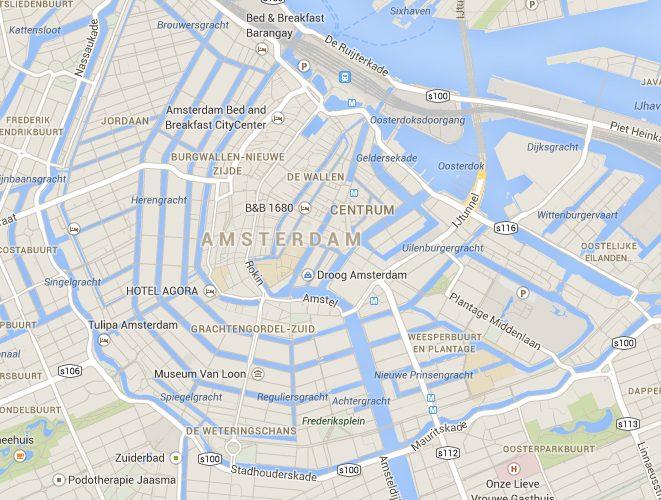 Metrobowl Amsterdam
