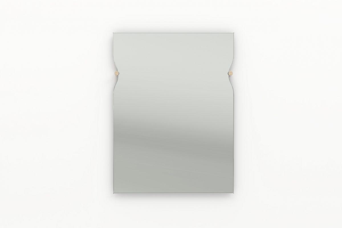 Morphed Mirror blanke deuvels – Frederik Roijé