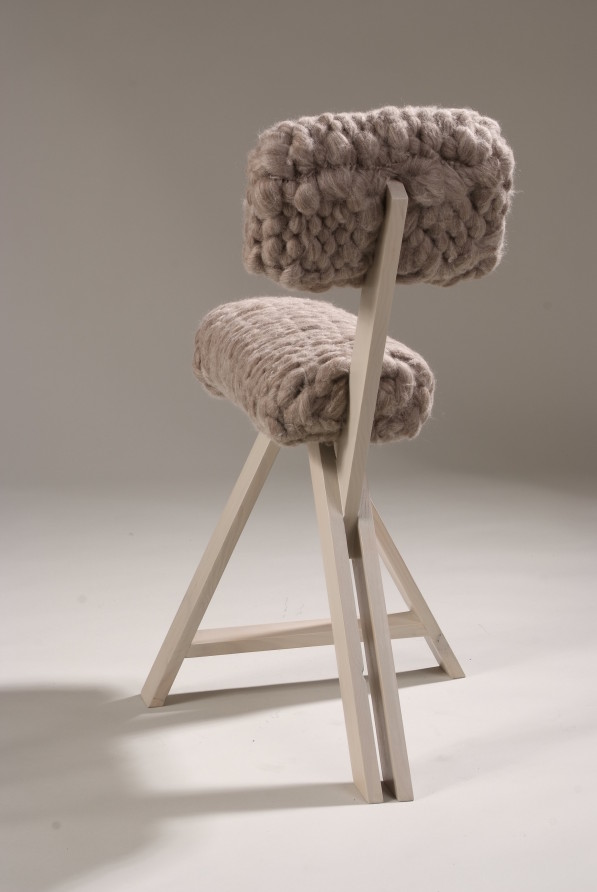 Sheep Chair Gray