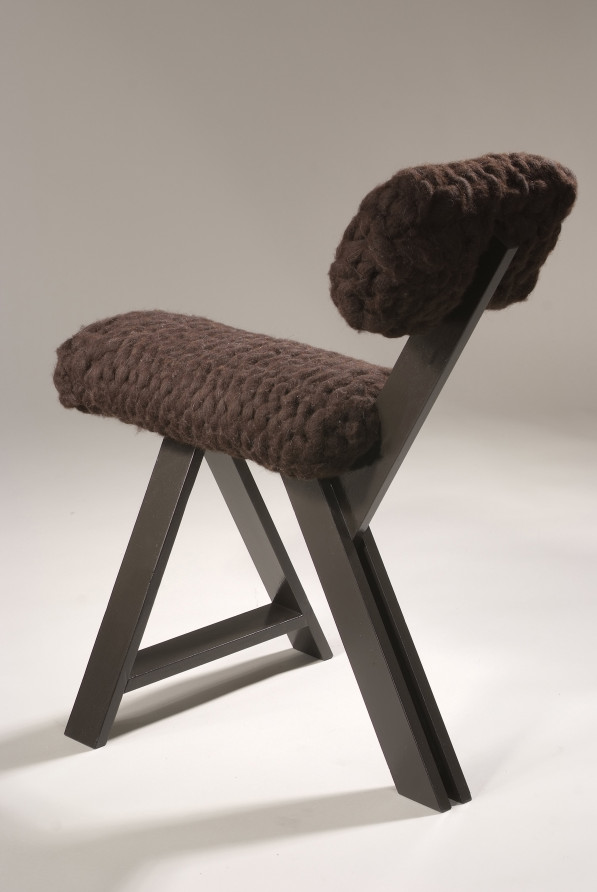 Sheep Chair Brown Jolanda van Goor