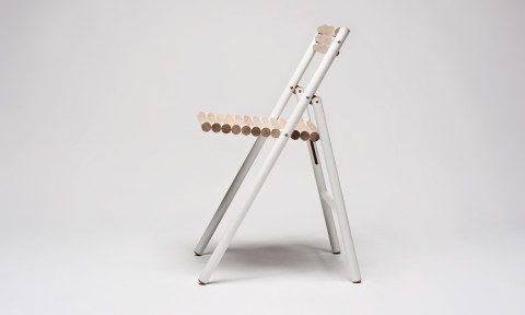 STEEL stoel