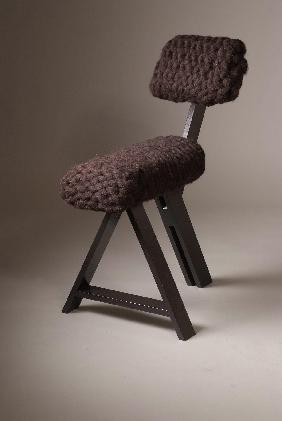 Sheep Chair Brown – Studio Jolanda van Goor