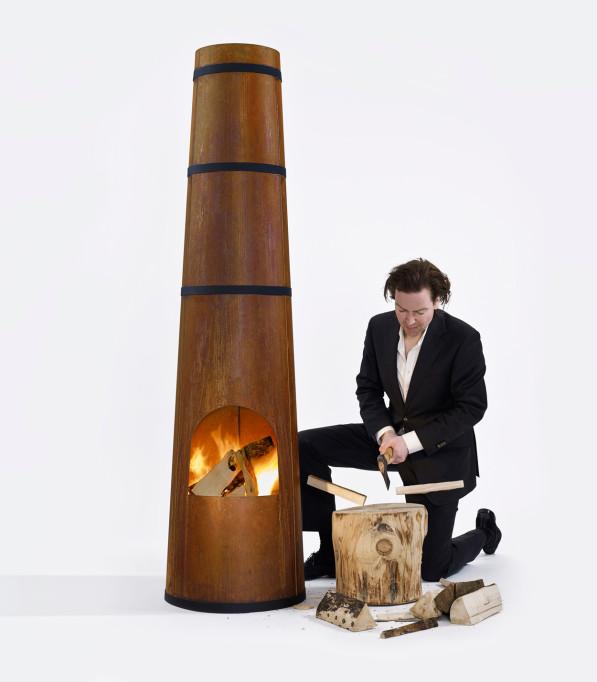 Smokestack - Frederik Roijé