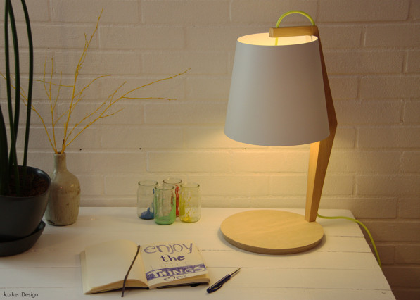Lampa lamp Kuikendesign