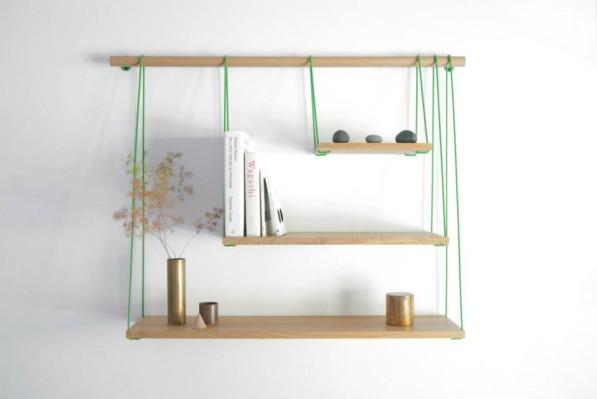 Bridge Shelves van Outofstock