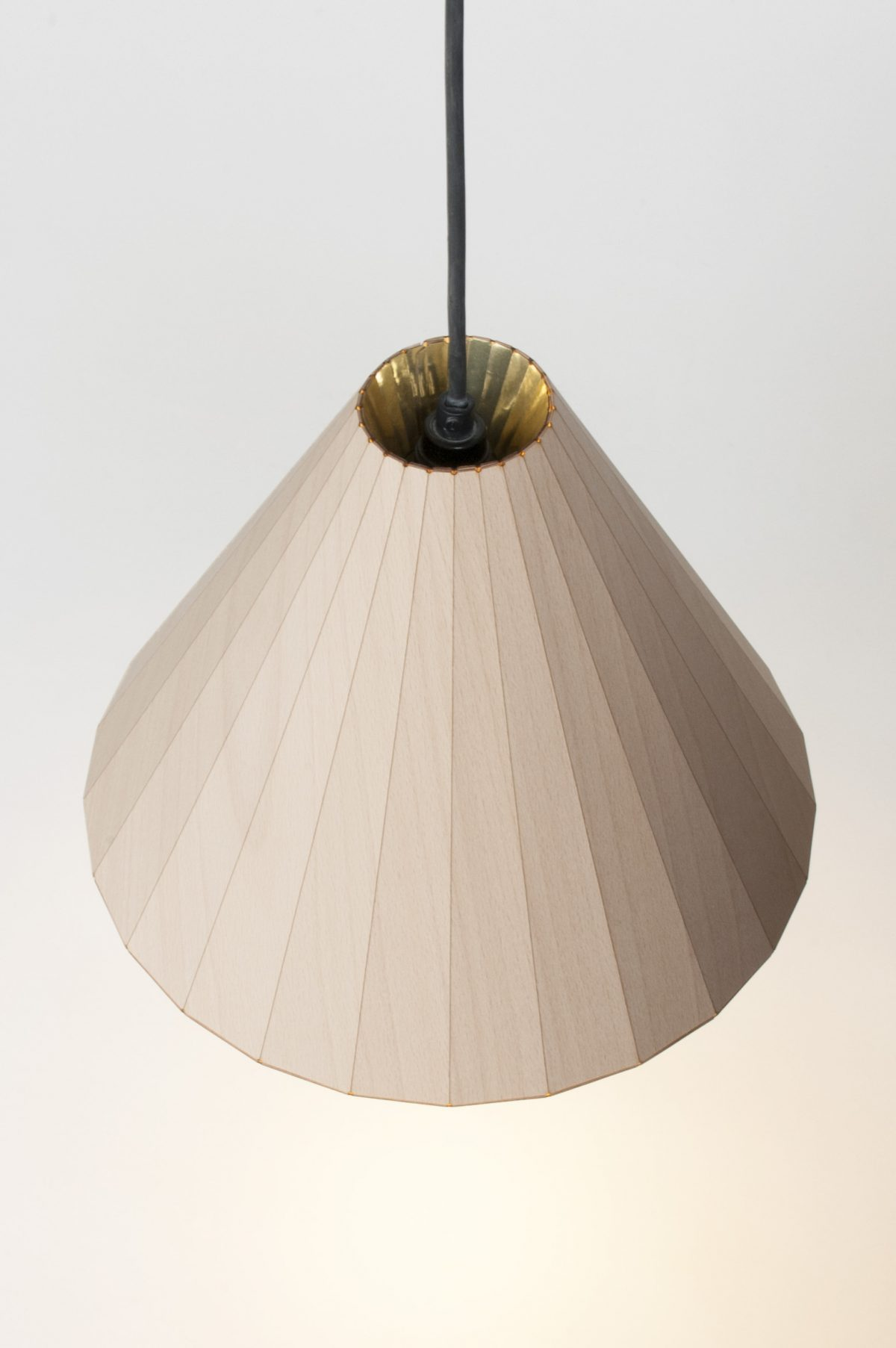 Hanglamp Wooden Light -David Derksen Design