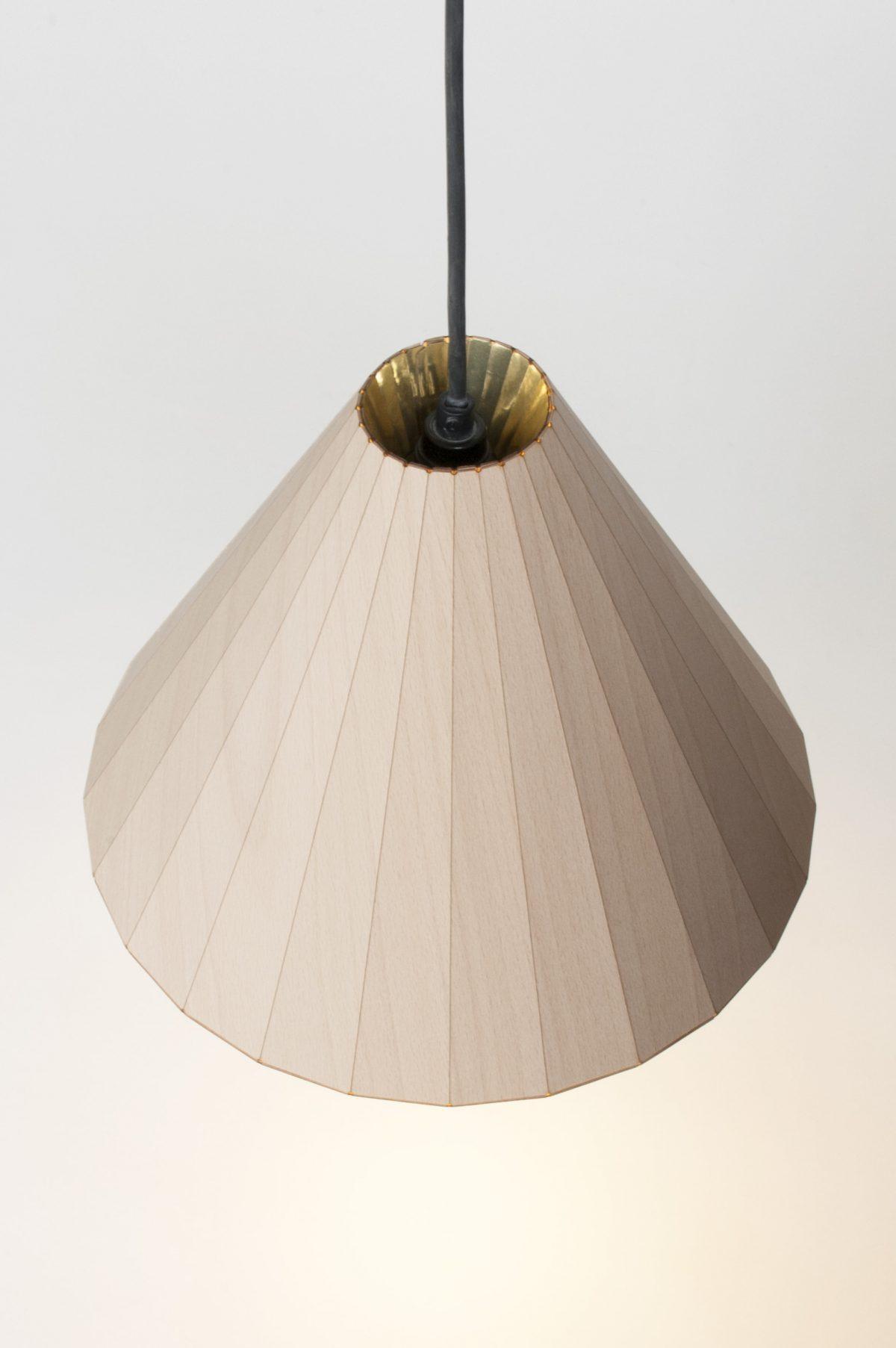 Hanglamp Wooden Light -David Derksen Design