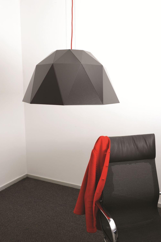 Lamp Carat antraciet – Sander Mulder