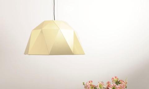 Lamp Carat goud  - Sander Mulder