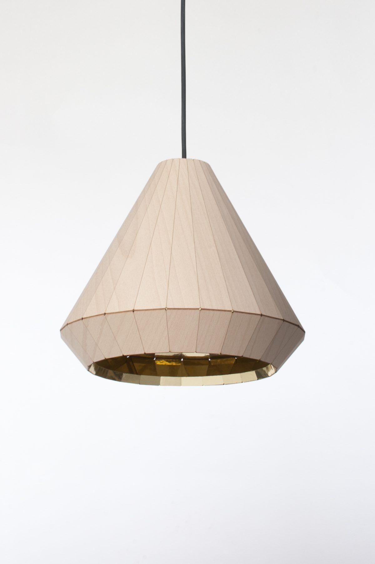 Lamp Wooden Light – David Derksen