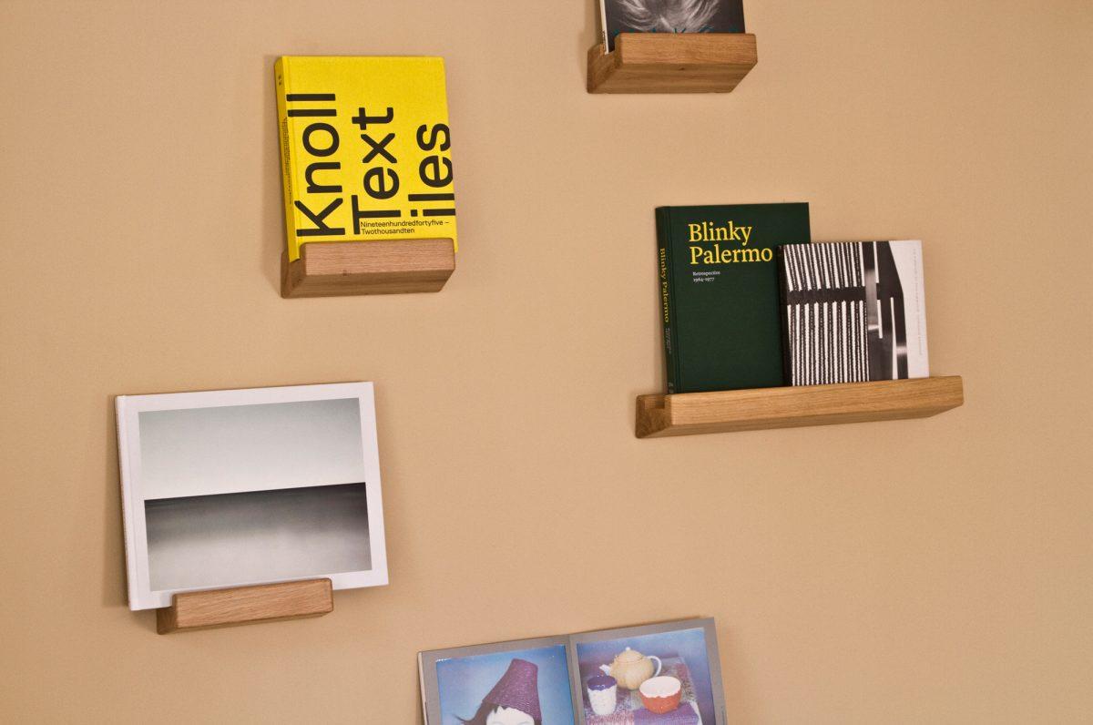LookShelf boekenplank – Daphna Laurens samen met Vij5