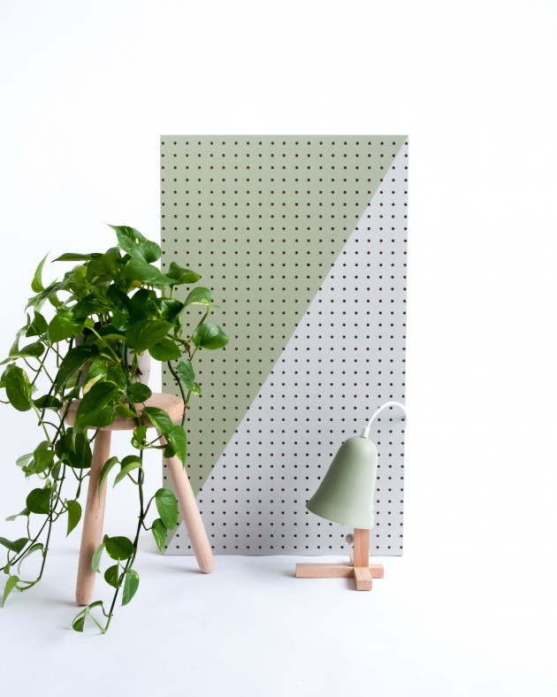 M.OSS Design Mush Lamp groen