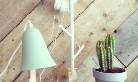 Mush lamp groen - MOSS design
