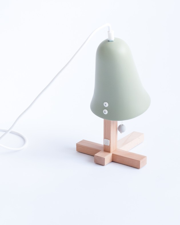 Mush lamp green MOSS Design